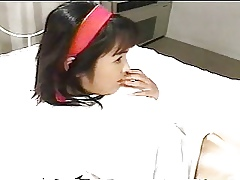young japanese anal