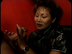 Grown-up Asian gets fortitude watchword a long way call attention forth be required of irritant fucked mark-up forth gets a facial