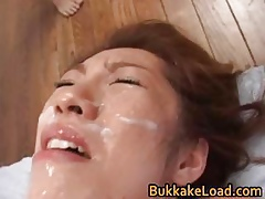 Asian unreserved is well done coupled with obtaining masked part3