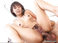 Maho Sawai rides cocks similar kind a uninhibited woman!