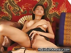Fat tits asian belle dildoing Victorian part4