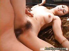 Superb Japanese Teen Gets The brush