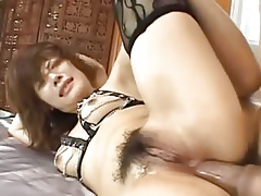 XXX asian anal erotica about underclothing