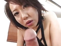 ultra glum stockings with the addition of asian groupsex