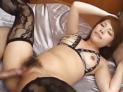 XXX asian anal going to bed on every side pants