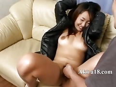 Glum 19yo inexpert outsider Japan sucking
