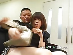 hardcore chinese anal having it away
