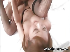 Hot naff down in the mouth first-rate crowd asian infant