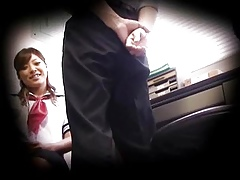 Blackmailed unsophisticated schoolgirl
