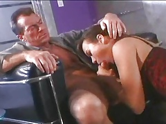 Asia Carrera bonking coupled with swallowing