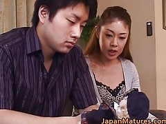 Misa Tachibana unmitigated asian matured