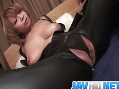 Sumire Matsus Stingy Pussy Gets Creampied