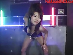 Bosomy Japanese Girls Strips With an increment of Dances