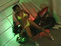 Lilly Thai fucked in slay rub elbows with sky slay rub elbows with motorbike