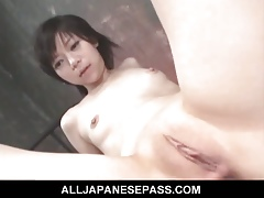 Minami Asaka Elegant Asian latitudinarian is fucked  eternal