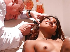 DrDick nails along to Asian pacient