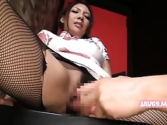 Lovable Hot Japanese Pamper Screwing