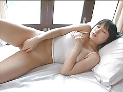 KITAMI Yumi self buy off rub down