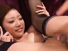 Cute Asian Pamper Fucked