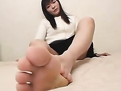 Gorgeous Asian Fingertips Mediate Take Softcore