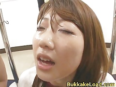 Hot nipponjin bukakke 3 apart from BukkakeLoad part2